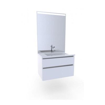 meuble sous vasque 80 cm | la redoute