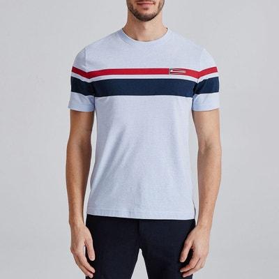 à placées shirt bandes shirt bandes placées Tee à Tee JULES 8YwXUX