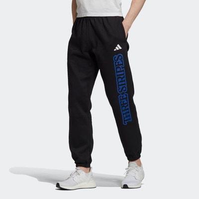 Jogging adidas 3 stripes   La Redoute
