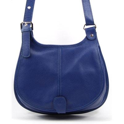 f390bd55cb Sac à main besace cuir Petra (petit) OH MY BAG
