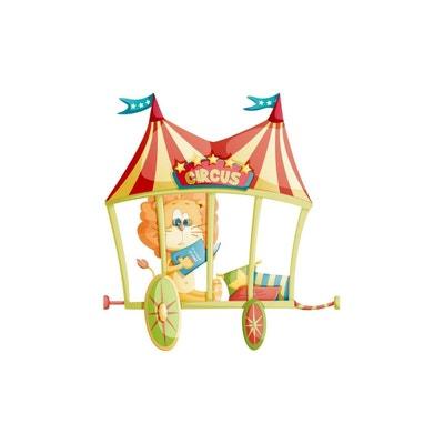 Livre Aimant/é Le Cirque et son Chapiteau E3017 Hape