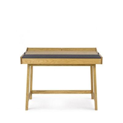 Chaise Bureau Cuir Vintage