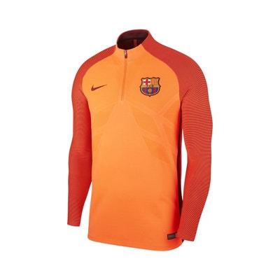 fa04f3e49b Training Top FC Barcelone Aeroswift Orange NIKE