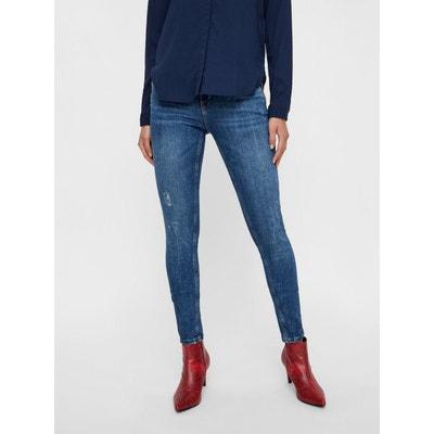 5447aca87b6 Jean slim Taille classique Jean slim Taille classique VERO MODA