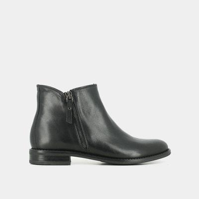 ef5d5023f9f Boots cuir Tahis Boots cuir Tahis JONAK