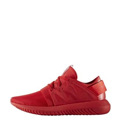adidas tubular rouge et noir