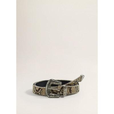 Ceinture style cowboy Ceinture style cowboy MANGO. Nouveauté. MANGO.  Ceinture style cowboy. 12,99 €. Ceinture large imitation serpent ... 0cd26cce54b