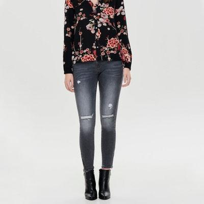 jeans skinny damen la redoute. Black Bedroom Furniture Sets. Home Design Ideas
