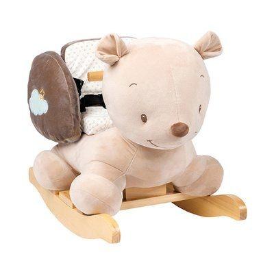 3b2aa8ace84d39 Nattou Peluche à bascule Basile l ours bébé NATTOU