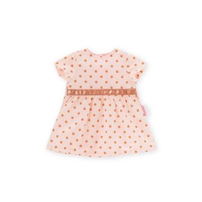 33bce5350686 Vêtement pour Mon Premier Corolle 30 cm   Robe rose or COROLLE