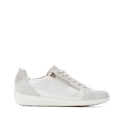 Sneakers in leer Myria Sneakers in leer Myria GEOX