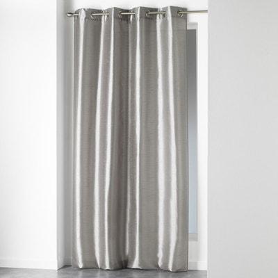 Rideau salon blanc et gris | La Redoute
