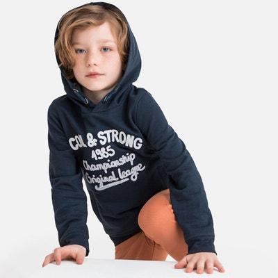ec9d6b96356f4 Sweat garçon - Vêtements enfant 3-16 ans | La Redoute