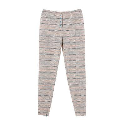 Pantalon décontracté jogging en maille de coton life style ceinture trench  Pantalon décontracté jogging en maille e9ef10b9d51