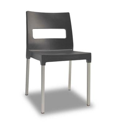 4 Chaises Design De Jardin