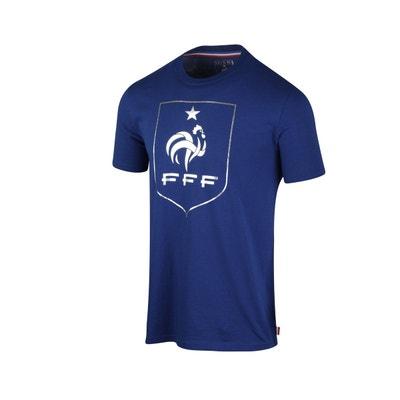 845c0742b2489 T-shirt Fan Big Logo France Bleu T-shirt Fan Big Logo France Bleu