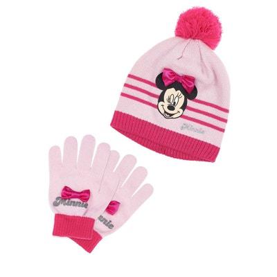 Ensemble 2 pièces   bonnet et gants DISNEY MINNIE b737f1b7111