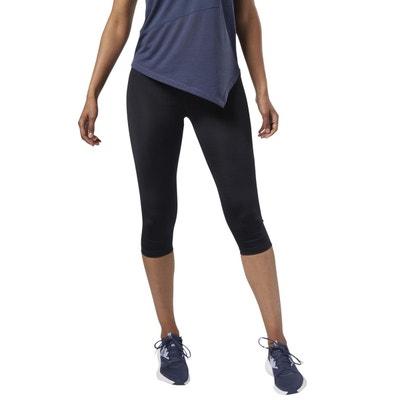 51523a371be49 Legging de fitness Training workout 3/4 REEBOK