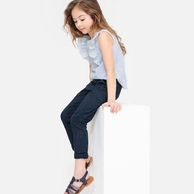 Pantaloni chino 3-12 anni Pantaloni chino 3-12 anni LA REDOUTE COLLECTIONS 1cd5cc8e58f