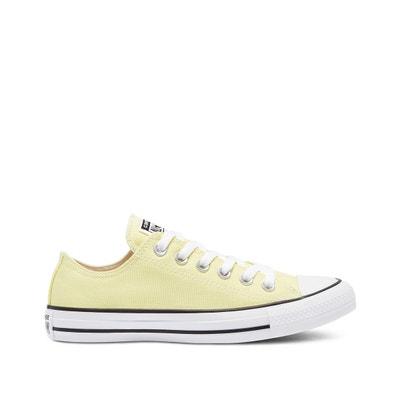 basket converse jaune