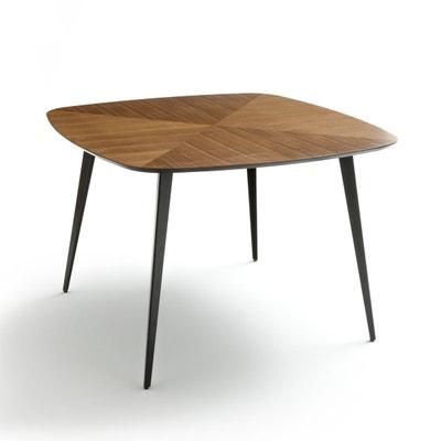 Table vintage marquetée 4 personnes WATFORD LA REDOUTE INTERIEURS 561dde02f8d9