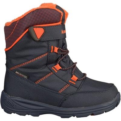 b1b8b4a485470 Stance - Chaussures Enfant - orange bleu KAMIK
