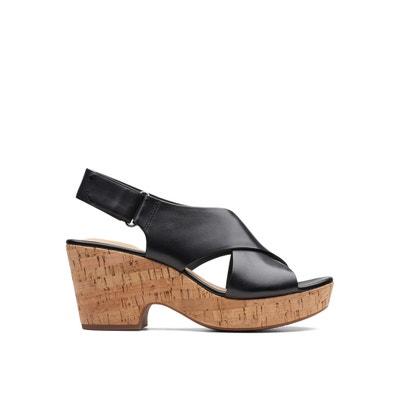 3f0cd875072910 Maritsa Lara 2 Leather Sandals CLARKS