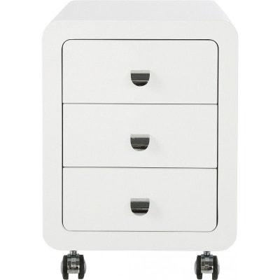 caisson bureau blanc la redoute. Black Bedroom Furniture Sets. Home Design Ideas