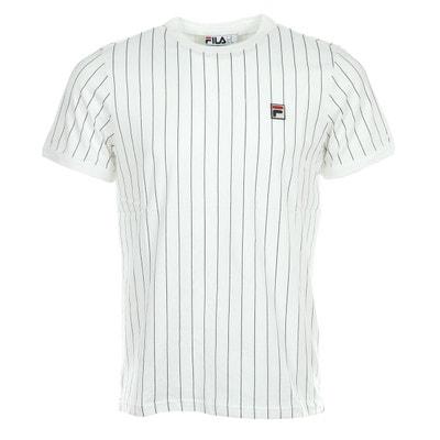852010ec02a95 T-shirt Guilo Tee White FILA