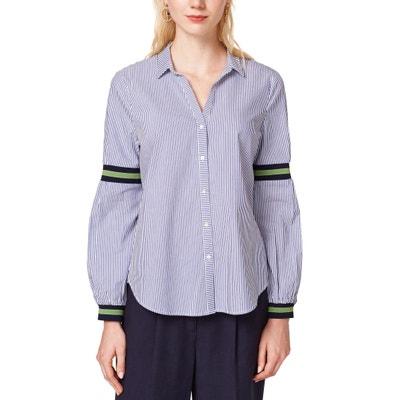 da9a1fa4e Camisa de manga larga ESPRIT
