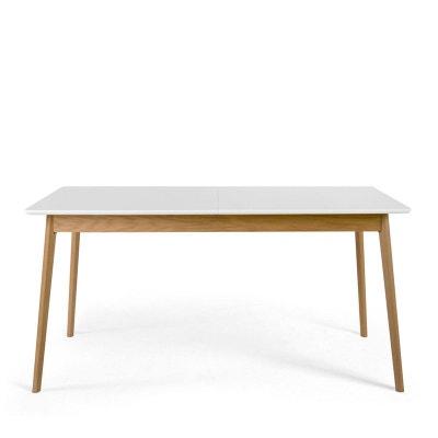 Table blanche extensible | La Redoute