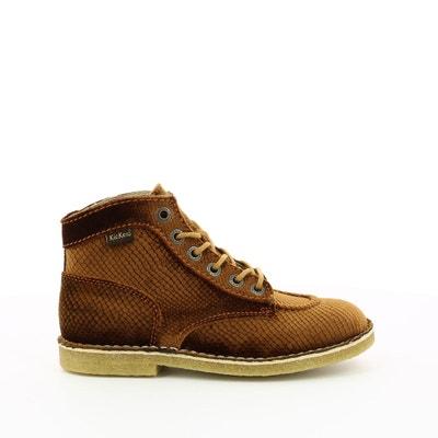 correspondant en couleur Découvrez matériaux de qualité supérieure Chaussures femme Kickers | La Redoute