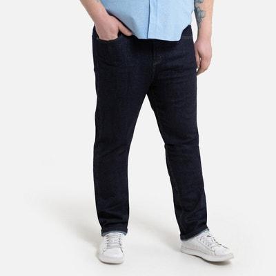 Stretch comfort jeans met elastische taille, L2 Stretch comfort jeans met elastische taille, L2 LA REDOUTE COLLECTIONS PLUS