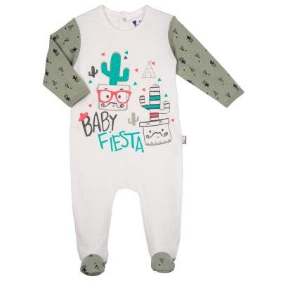 Pyjama bébé Mister Cactus PETIT BEGUIN d1ac7be39c5
