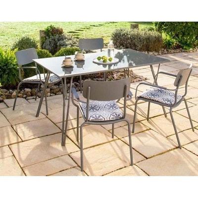 Ensemble table, chaise de jardin KETTLER | La Redoute