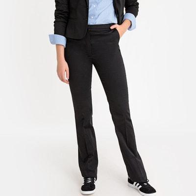FemmeLa Pantalon Satin Redoute Noir Pantalon Noir Satin N80nyvwmPO