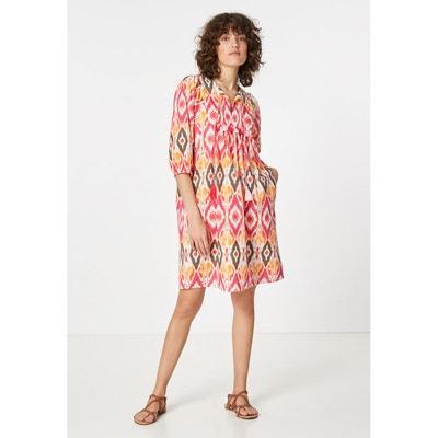 9ff0dc28094 Robe tunique à motif ikat HALLHUBER