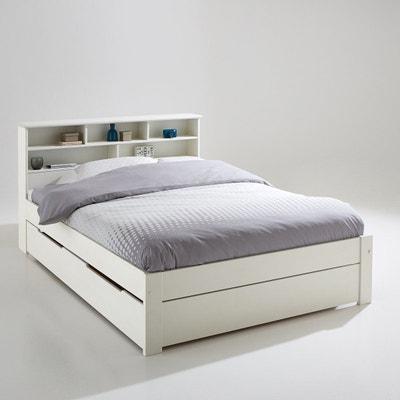 Ensemble lit, tête de lit et sommier Nikkö Ensemble lit, tête de lit et f0aee138d65e