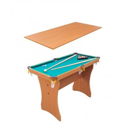 45a79de6bb2d4 Billard Américain Junior convertible en table ou b Billard Américain Junior  convertible en table ou b