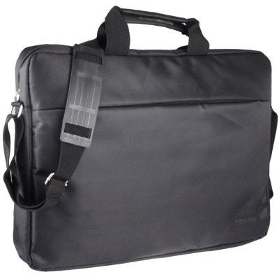 ce02ae5af1 Sacoche PC portable Ordinateur 15 - 15.6 pouces protection Noir YONIS