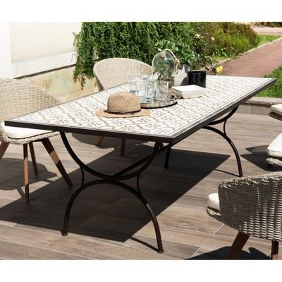 Table jardin mosaique | La Redoute
