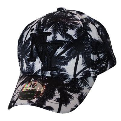 ceae080426af5 Casquette NY palmiers noirs Casquette NY palmiers noirs CHAPEAU-TENDANCE