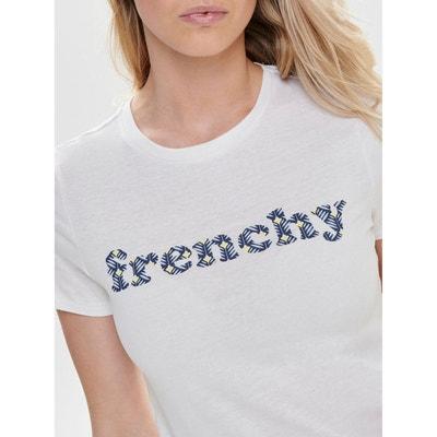 8ceb462279437 T-shirt femme Only