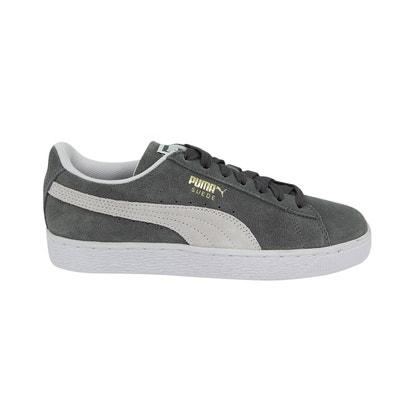 511cbb836180 Puma Basket Heart Patent W chaussures beige