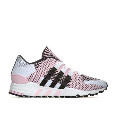size 40 bc14a f69af Baskets Adidas Eqt Support Rf Pk Blanc Rose Femme Baskets Adidas Eqt  Support Rf Pk Blanc