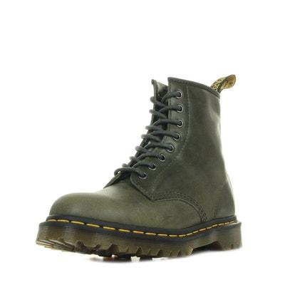 2c23125104d Boots Orleans Dark Taupe DR MARTENS