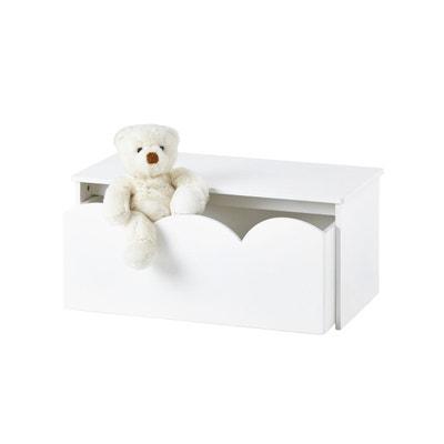 Verbaudet coffre a jouet blanc | La Redoute
