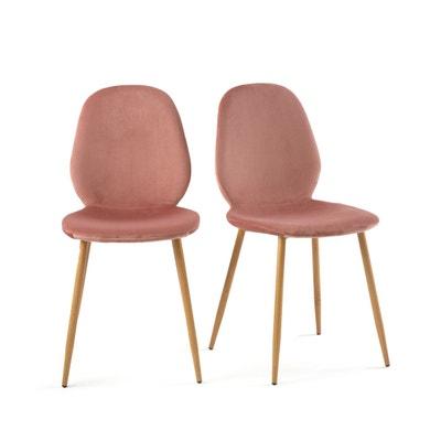 Chaise rose | La Redoute