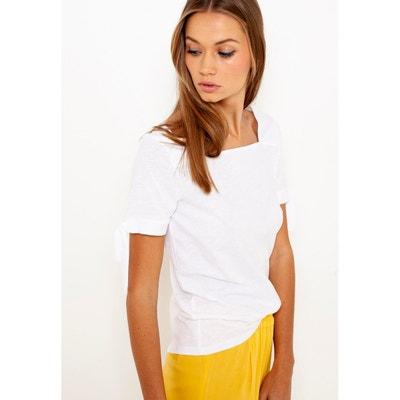 aa93f1957b0a7 Tee shirt manche courte femme en solde CAMAIEU   La Redoute