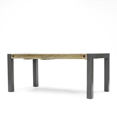 Table Bois Et Pierre La Redoute